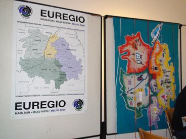 Euregio und Fahne